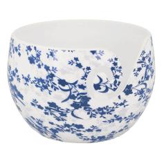 Scheepjes Unbreakable Yarn Bowl - Blue Leaf