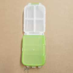 Snap n Go Notions Case green