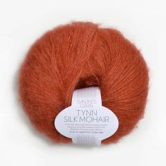 Tynn Silk Mohair 3835 - Sandnes