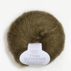 Tynn Silk Mohair 9862 - Sandnes